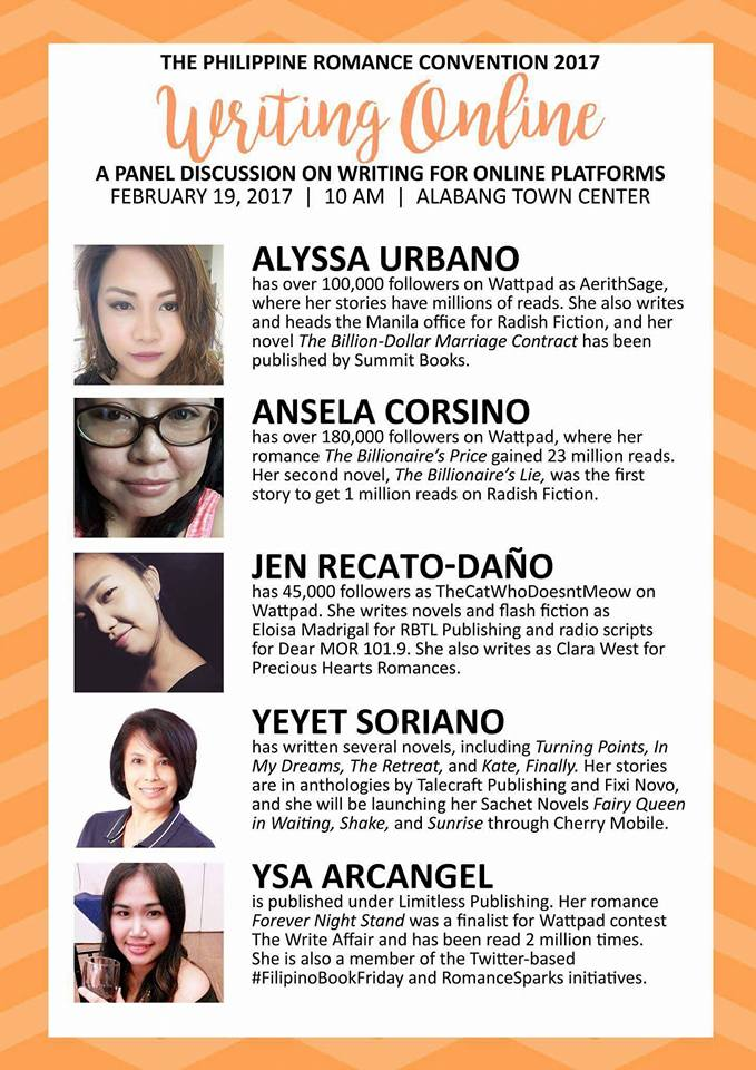 Romance Convention 2017: A Day Devoted To All Things Romance – Ysa
