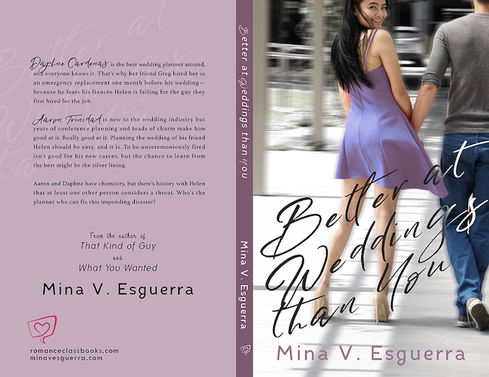 BETTER AT WEDDINGS THAN YOU By Mina V Esguerra Ysa Arcangels Den